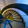 presque isle lighthouse stairs