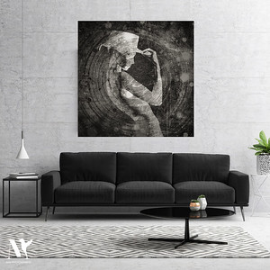 //www.dreamstime.com/royalty-free-stock-photos-mock-up-poster-black-white-concept-living-room-d-illustration-image88721978