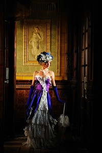Victorian shoot with Fredau at Morecambe Winter Gardens