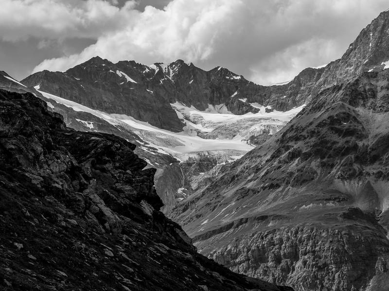 Glacier Terrain