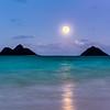 Lanikai Moon