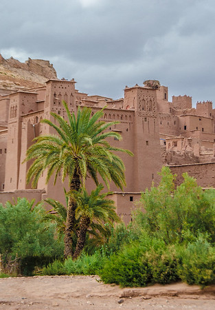Aït Benhaddou fortified city