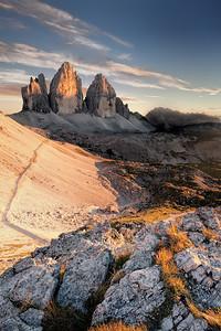 Tre Cime di Lavaredo - Veneto - Italia