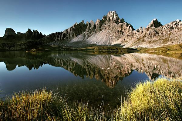 Gruppo del Paterno - Dolomiti - Italy
