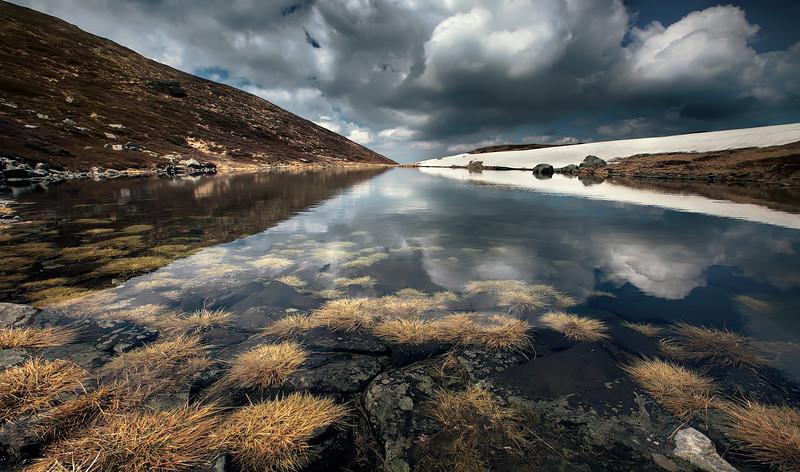 Lago del Bicchiere Appennino Tosco Emiliano