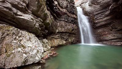 Cascate del Perino - Emilia Romagna - Italy