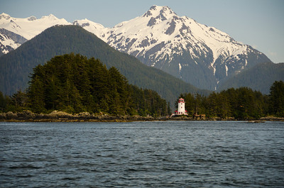 Sitka Sound Lighthouse