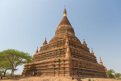 Bagan temples up close
