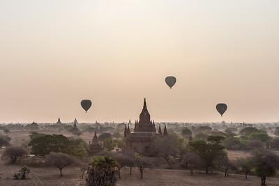 Bagan in all it's glory