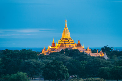 Bagan Golden Temple
