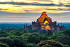 Sunrise Bagan Temple