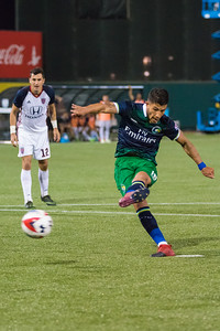 New York Cosmos Vs Indy Eleven @MCU Park 7/4/17