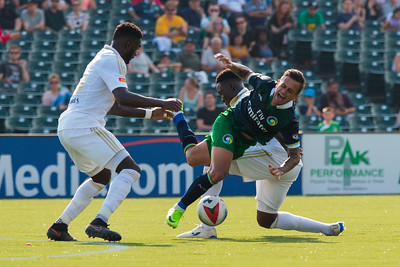 New York Cosmos Vs North Carolina FC @MCU Park 6/10/17