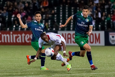 New York Cosmos Vs San Francisco Deltas @MCU Park 5/27/17