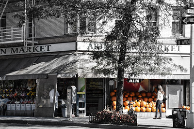 Abingdon  Market, West Village, New York, NY
