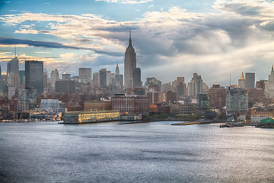 Manhattan from Hoboken, NJ