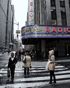 Radio City Music Hall, Midtown Manhattan