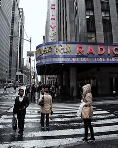 Radio City Music Hall, Midtown Manhattan