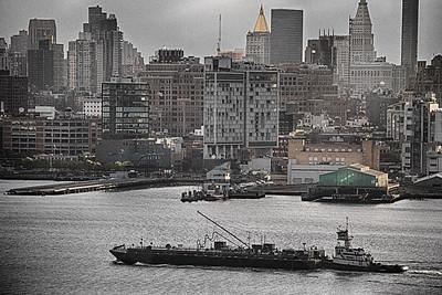 Manhattan from Hoboken, NJ