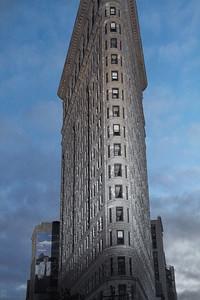 Flatiron Building, 5th Avenue, New York City