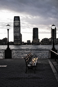 Battery Park, Financial District, Manhattan