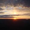 Grand Canyon's Grand Sunset at South Rim - Arizona, USA
