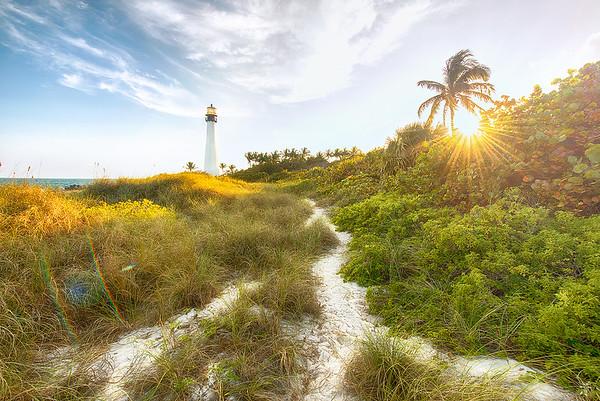 Bill Baggs Cape Lighthouse, Miami
