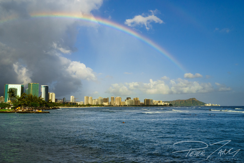 Rainbow of Honolulu