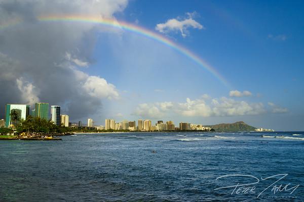 Rainbow of Honolulu