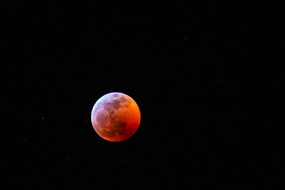 SuperBloodWolf Lunar Eclipse Jan2019