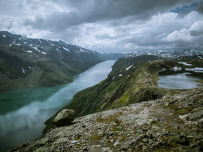 Two lakes