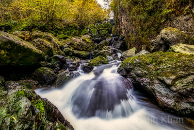 Lodore Falls, Keswick, Lake District