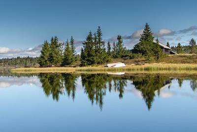 Mountain lake no. 1