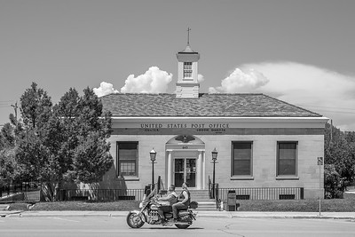 Custer Post Office