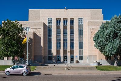 Courthouse - Tucumcari, New Mexico