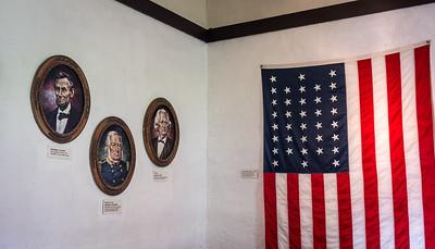 Fort Churchill Visitor's Center, Nevada