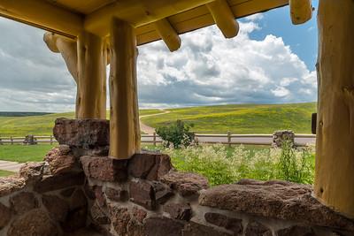 Wildlife Center - Custer State Park, South Dakota