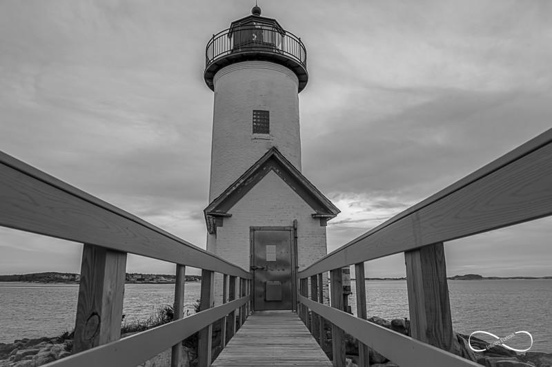 Annisquam Lighthouse, Gloucester, MA 4.11.17
