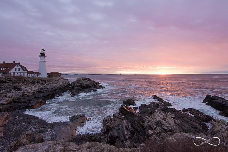 Portland Head Light, Maine