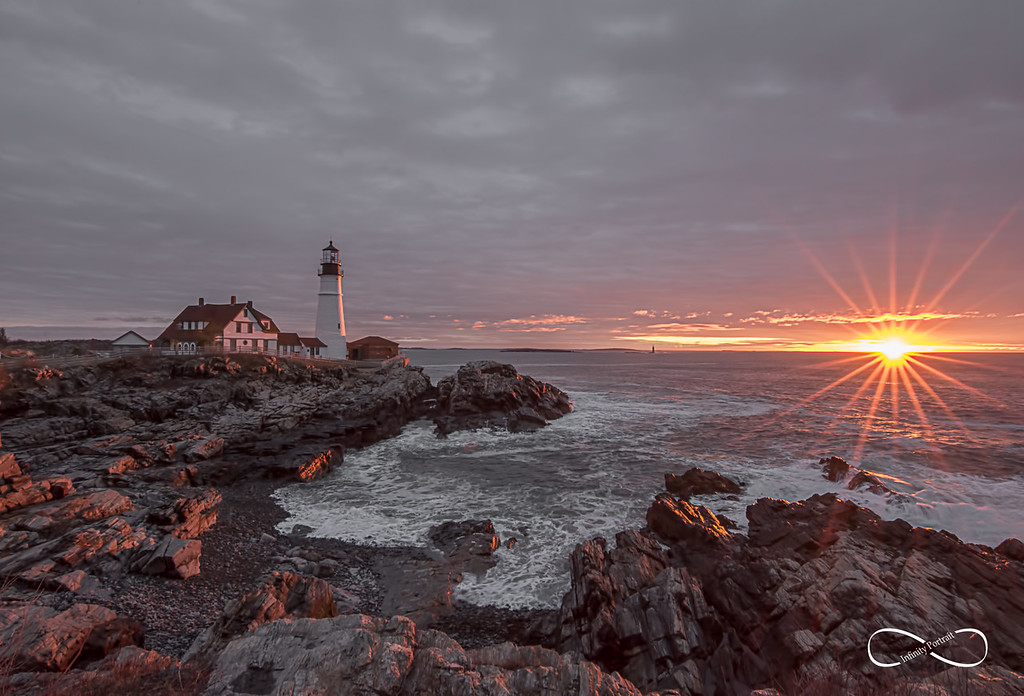 Portland Headlight, Cape Elizabeth Maine