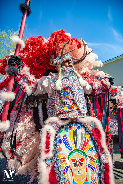 Creole Wild West Spirit