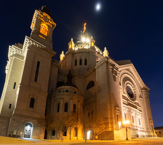 Cathedral Moon