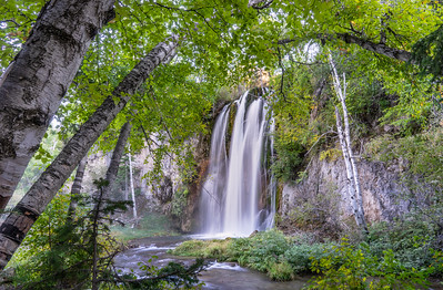 Spearfish Falls, SD