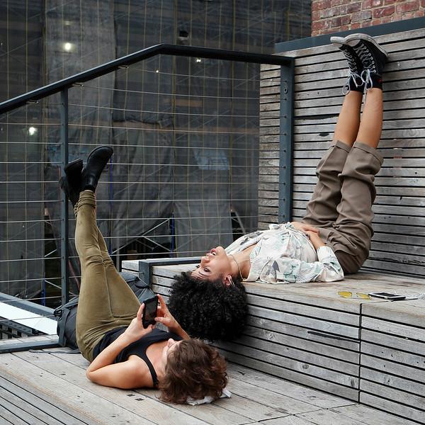 Sunday on High Line #2