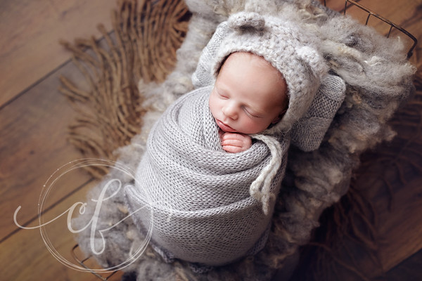 Newborn Photoshoot in Co. Kerry