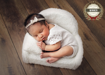 AFNS Awarded Newborn Photo