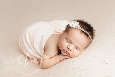 Newborn Photos. Kerry Newborn Photographer.