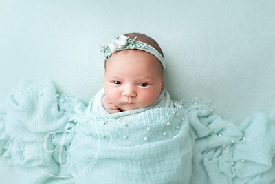 Baby Girl, Newborn Photoshoot