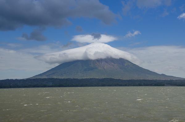 Volcan de Concepción, Ometepe