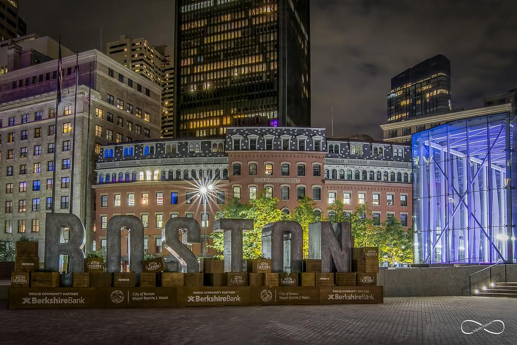 City Hall Plaza, Boston 5.28.17